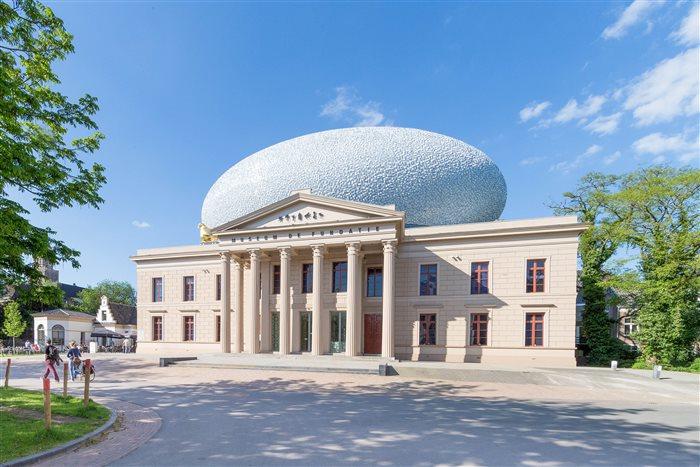 Museum de Fundatie in Zwolle, Overijssel