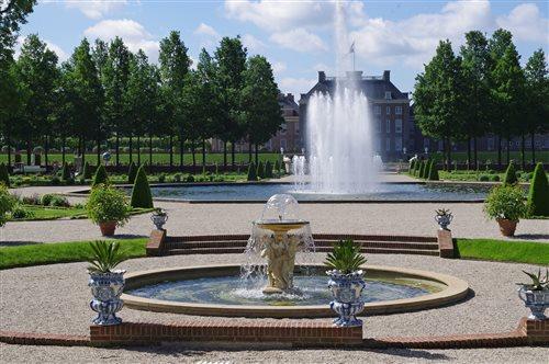Paleis Het Loo in Apeldoorn, Gelderland