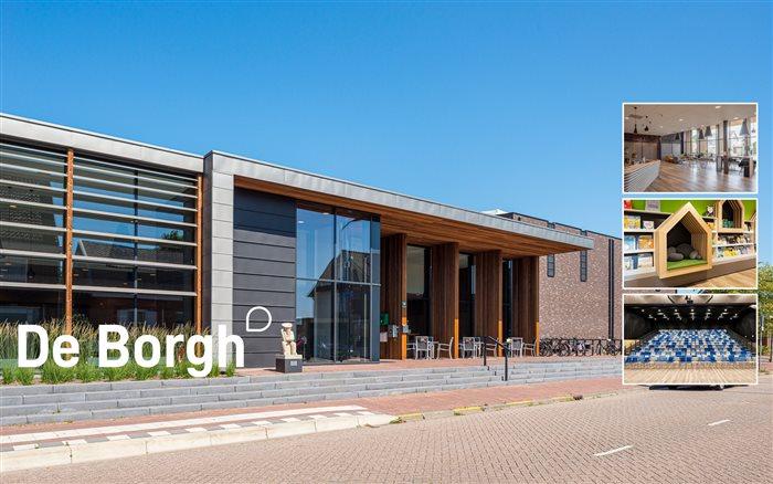 Theater de Borgh in Budel, Noord-Brabant