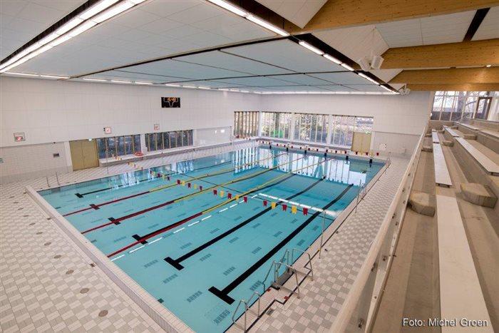 Zwembad De Fluit in Leidschendam, Zuid-Holland