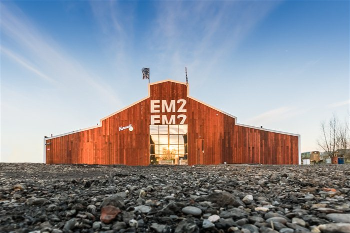 EM2 in Groningen, Groningen