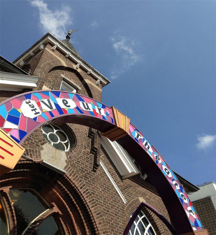 Het Veur Theater in Leidschendam, Zuid-Holland