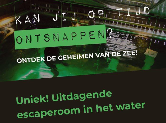 Escapepool in Harmelen, Utrecht