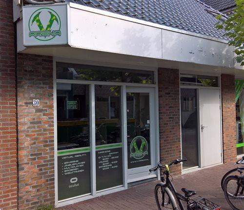 V-Arena Leek in Leek, Groningen