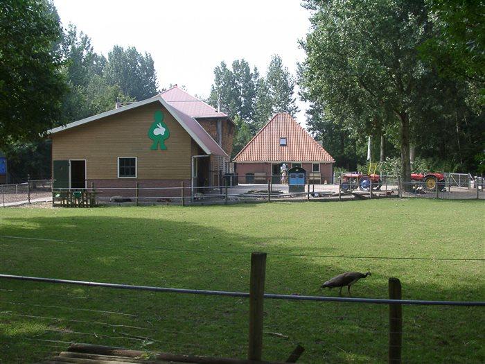Kinderboerderij Boerenvreugd in Aalsmeer, Noord-Holland