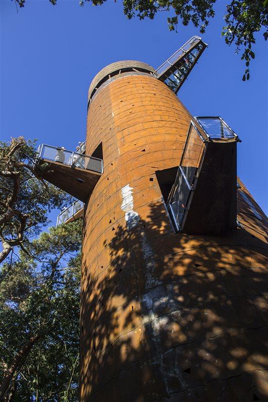 Bosbergtoren Appelscha in Appelscha, Friesland