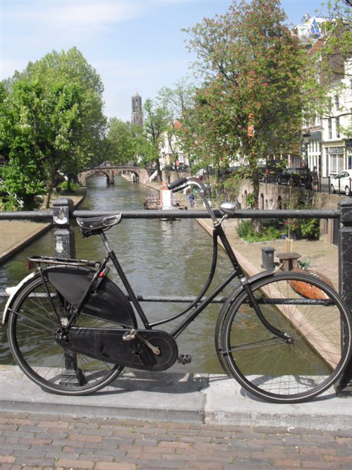 Utours - Ontdek Utrecht op de fiets! in Utrecht, Utrecht