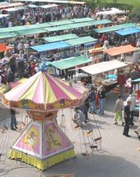 Braderie en Vlooienmarkt in Buurse, Overijssel