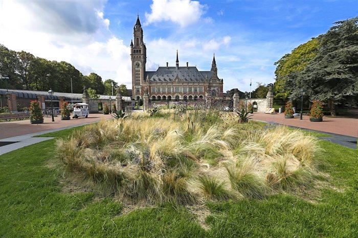 Vredespaleis in Den Haag, Zuid-Holland