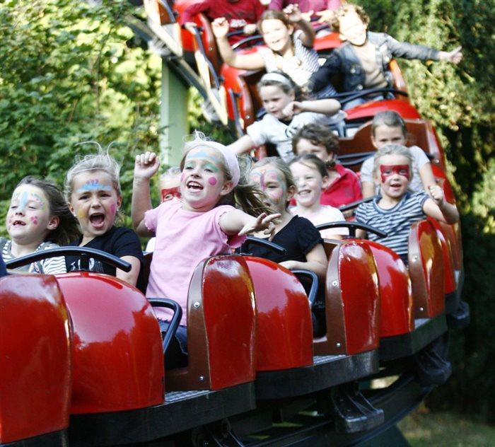 Amusementspark Tivoli in Berg en Dal, Gelderland