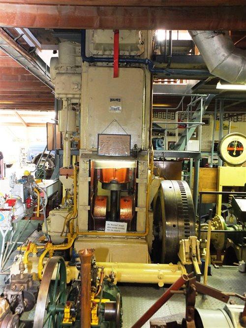 Grootmoederstijd en Motoren Museum in Nieuwe Niedorp, Noord-Holland