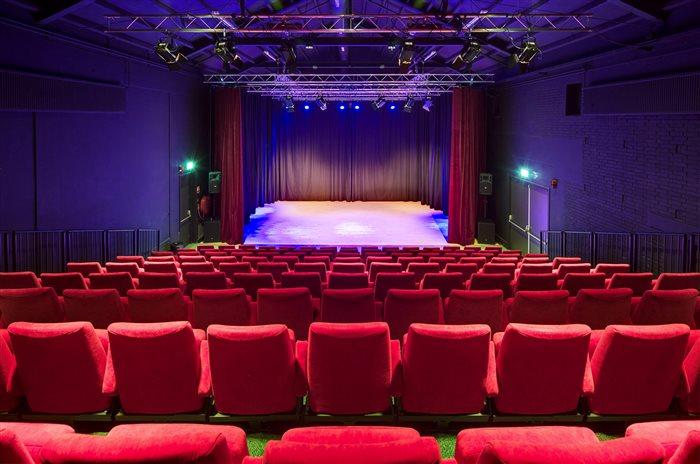 BaronTheater in Opende, Groningen