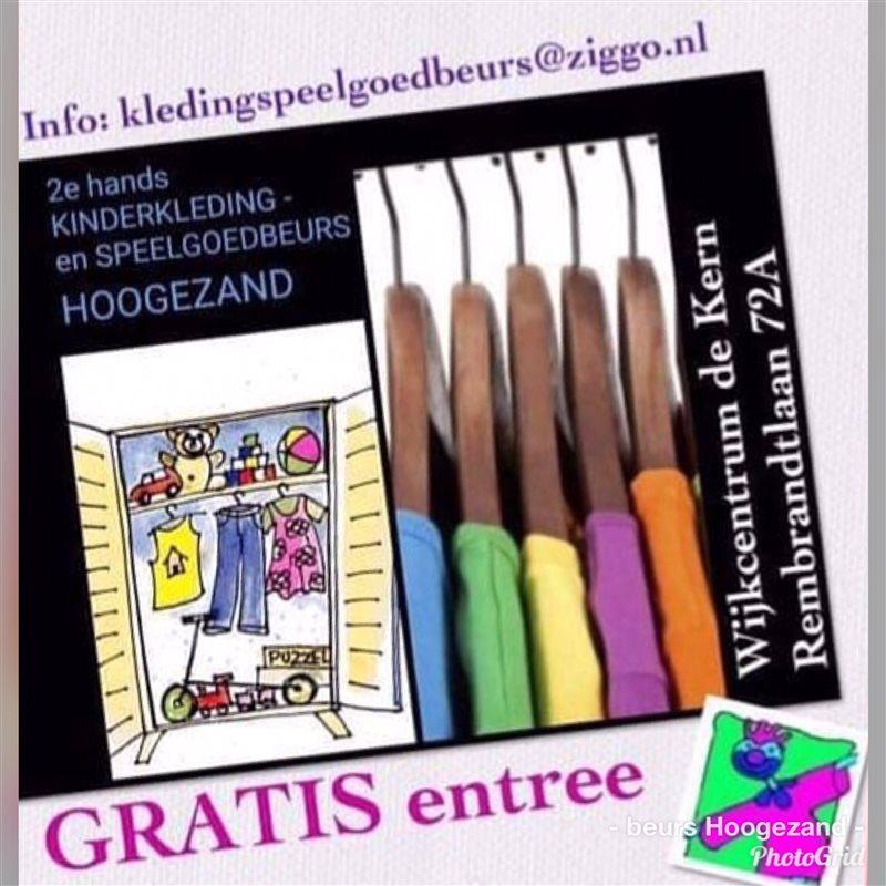 Kinderkleding Groningen.2ehands Kinderkleding En Speelgoedbeurs Hoogezand 27 September