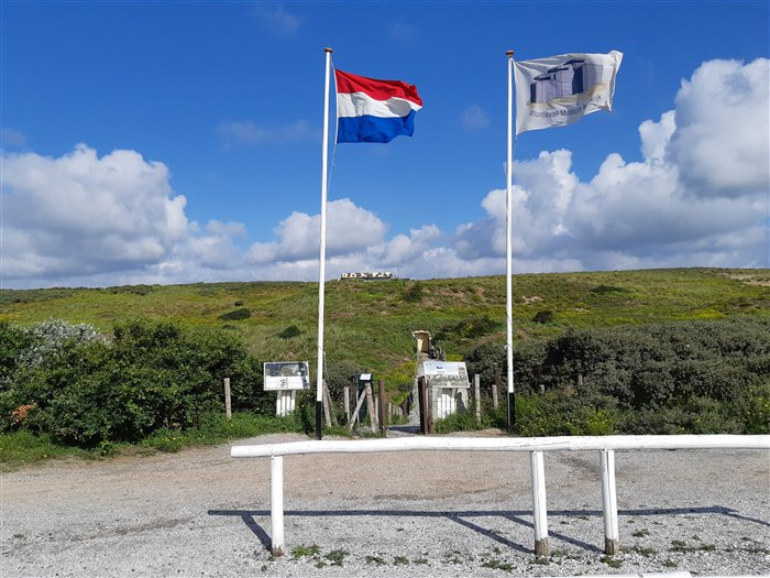 Atlantikwall Museum Noordwijk in Noordwijk, Zuid-Holland
