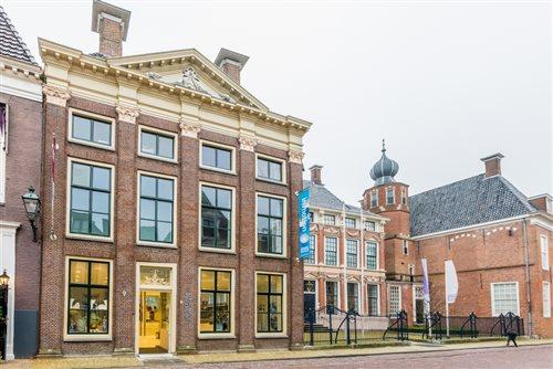 Keramiekmuseum Princessehof in Leeuwarden, Friesland