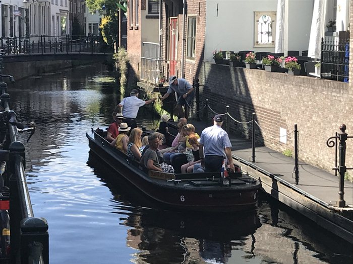Waterlijn Rondvaarten Amersfoort in Amersfoort, Utrecht