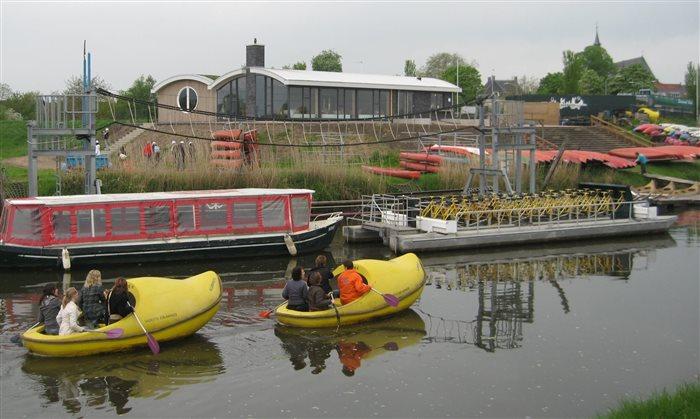 Vadesto Outdoor Adventure in Hattem, Gelderland