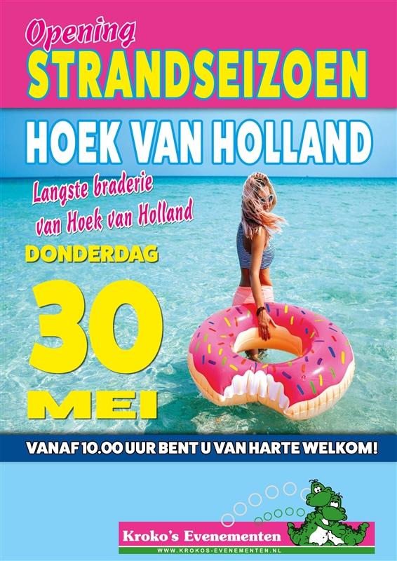 Opening Strandseizoen Hoek Van Holland Hoek Van Holland Zuid Holland