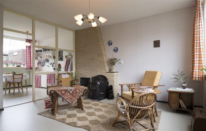 Huis Polman in Nagele, Flevoland