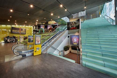 Pathé ArenA in Amsterdam-Zuidoost, Noord-Holland