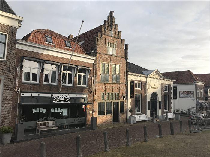 Edams Museum in Edam, Noord-Holland