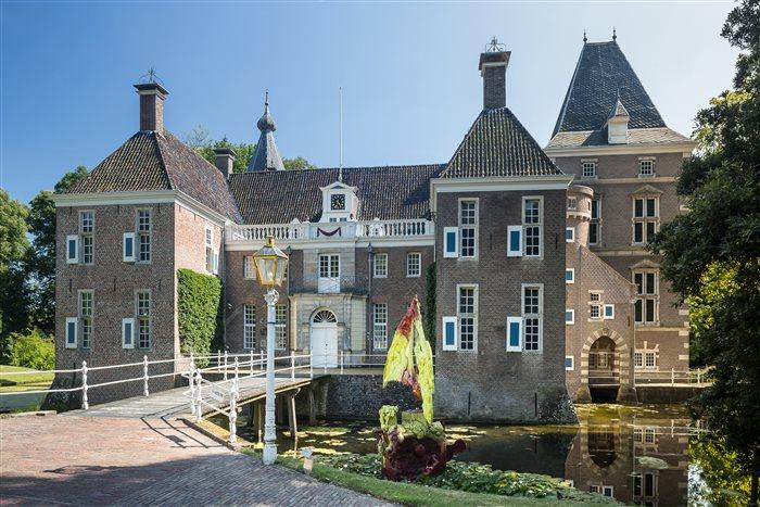 Museum de Fundatie - locatie Kasteel het Nijenhuis in Heino, Overijssel