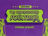 The Underground Soul Train Live In Concert