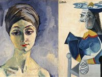 Kunstlezing Chagall Picasso Mondriaan