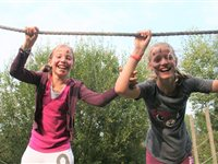 Pinkster programma Outdoorpark SEC Survivals
