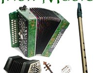 Irish Folk and Traditional Music Session