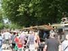 Vakantiebraderie en Vlomarkt Exloo in Exloo, Drenthe