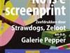 No is e screenprint – Gepropte Portretten in Dordrecht, Zuid-Holland