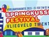 Springkussen Festival in Enschede, Overijssel