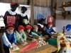 Stad van Sinterklaas in Alphen aan den Rijn, Zuid-Holland