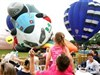 Friese Ballonfeesten Joure in Joure, Friesland