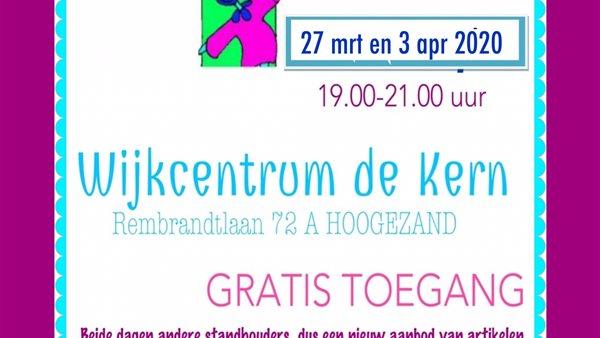 Kinderkleding-Speelgoedbeurs Hoogezand