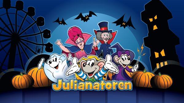 Halloween bij Kinderpretpark Julianatoren