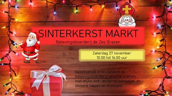 Sinterkerst markt
