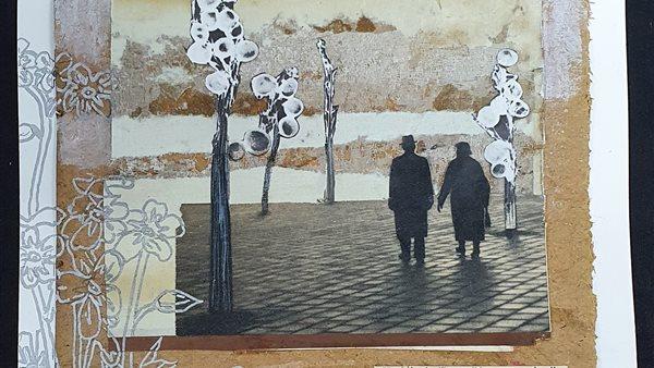 Collin de Bruin en Conny Muilwijk