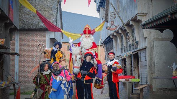 Stad van Sinterklaas