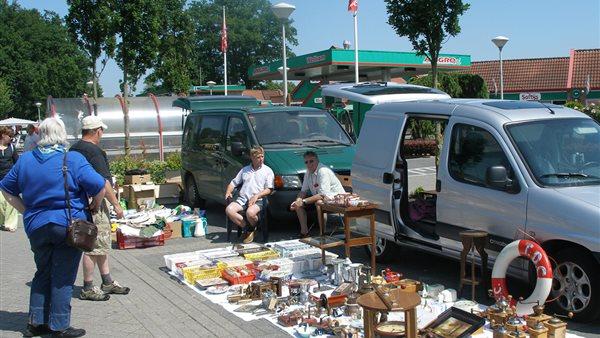 Kofferbakmarkt