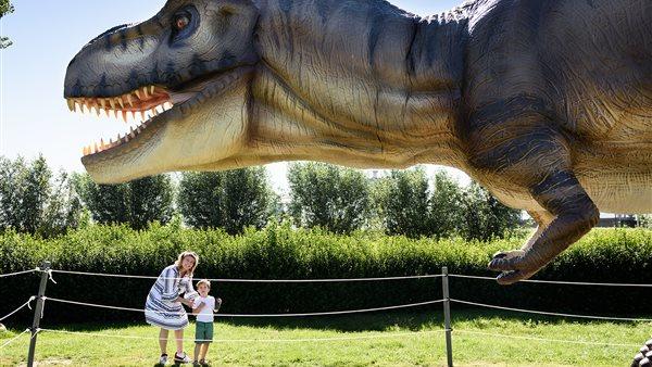 Dino Experience Park - Dinopark en Jurassic Golf