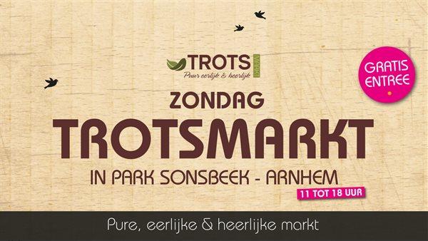Trotsmarkt op Sonsbeekpark Arnhem