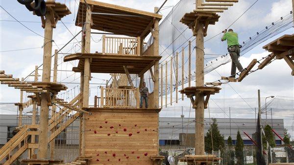Klimpark Adventure World
