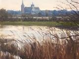 Stad & Land schilderijen Richard van Mensvoort