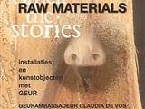 RAW Materials - Geurkunst