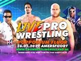 Pro Wrestling Holland Live