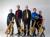 Concert Saxofoonquintet Opus 5