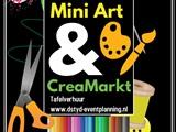 Mini Art & Crea markt Editie 2