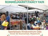 Rommelmarkt - Fancy Fair Verkennersband Maastricht